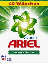 Ariel Regular Waspoeder - 40 Wasbeurten