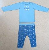 Lief! Stoer Pyjama 86-92