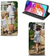 Samsung Galaxy A70 Telefoonhoesje Maken met Foto