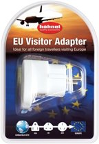 Hahnel EU Visitor Adapter