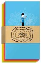 Four Wonder Notebooks