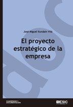 El proyecto estratégico de la empresa