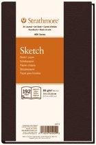 Strathmore 400 series schetsboek - wit papier