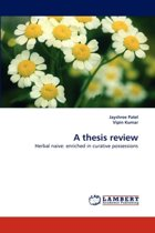 A Thesis Review