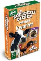 Boerderijdieren Weetjeskwartet - Kaartspel - Special Edition