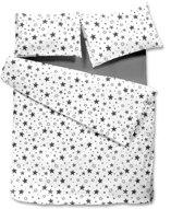 Snoozing Stars - Dekbedovertrek - Lits-jumeaux - 270x200/220 cm + 2 kussenslopen 60x70 cm - Multi