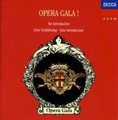 Opera Gala! An Introduction
