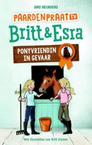 Paardenpraat Britt en Esra 1 - Ponyvriendin in gevaar