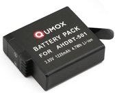 Accu / Batterij voor GoPro Hero 5 - 1220mAh - 4.7 Wh