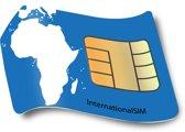 Data Simkaart Afrika/Midden Oosten 1GB