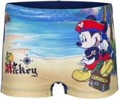Zwembroek van Mickey Mouse maat 98/104