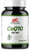 XXL Nutrition - CoQ10 100mg - 100mg - 60 capsules - Speciaal Voor Sporters