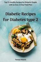 Diabetic Recipes for Diabetes Type 2