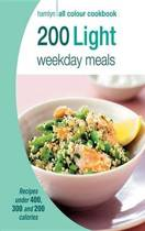 Omslag van 'Hamlyn All Colour Cookery: 200 Light Weekday Meals'