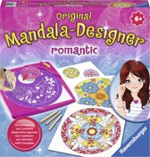Ravensburger Mandala Designer® Romantic 2 in 1