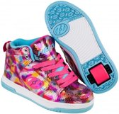 Heelys Flash 2.0 slangen roze metallic sneakers kids
