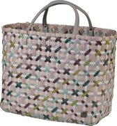 Handed By Blossom - Shopper - Multimix met nude