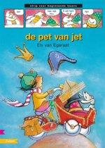 Strips voor beginnende lezers - De pet van Jet