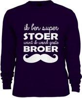 Ik word grote broer Sweater | 104cm