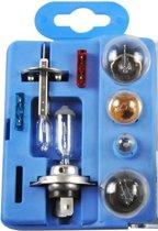 Reservelampenset H1+H7 8-delig