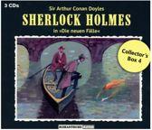Sherlock Holmes - Die neuen Fälle: Collector's Box 4 (3 CDs)