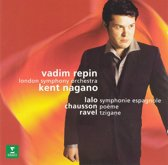 Lalo, Chausson, Ravel / Vadim Repin, Kent Nagano, London SO