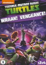 Teenage Mutant Ninja Turtles - Wraak!