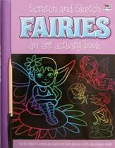 Scratch & Sketch - Fairies
