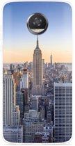 Motorola Moto Z2 Play Hoesje Skyline NY