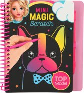 TOPModel Mini Magic-Scratch Book