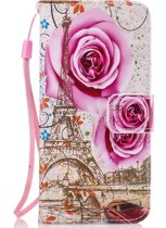 Samsung Galaxy S8 - bookcover / Wallet flip case - RoseTower