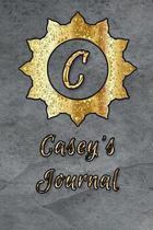 Casey's Journal