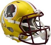 Riddell DeLuxe Replica Helmet BLAZE Redskins American Football Helm