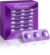 Dr. Pierre Ricaud - 21-nachtkuur met onmiddellijk liftend effect - COLLAGENES LIFT 3D - Diepwerkende anti-aging gezichtsverzorging - met PRO-KOLLAGEN 9 - Zichtbaar steviger huid - 21 x 0,8 ml capsules