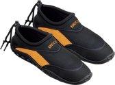 BECO - Waterschoenen - Volwassenen - Zwart/Oranje - 38