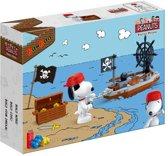 BanBao Snoopy Piratenbootje-7521