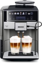 Siemens EQ6 Plus TE655203RW - Espressomachine Volautomaat - RVS