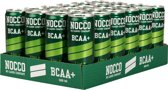 Nocco BCAA+ Drink - Apple (24x330ml)