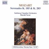 Mozart: Serenades K 185 & K 203 / Salzburg Chamber Orch