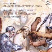 Luigi Rossi: Oratorio della Settimana Santa