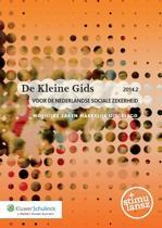 De kleine gids voor de Nederlandse sociale zekerheid 2014.2