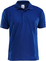 Craft Polo Shirt Pique Classic Heren Donkerblauw maat S