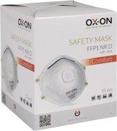 OX-ON stofmasker met uitademventiel FFP1 NR D - 313.05 - filtermasker