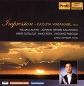 Impression - Katsuya Watanabe