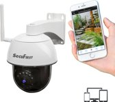 SecuFirst CAM214 Draadloze IP camera - buiten - draai- en kantelbaar - FULL HD 1080P