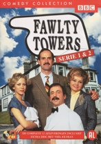 Fawlty Towers - Complete Collection (Import met NL-ondertiteling)