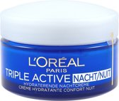 L'Oréal Paris Skin Expert Triple Active - 50 ml - Nachtcrème