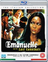 Emanuelle And The Last Cannibals (dvd)