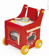 Janod The French Cocotte - trolley