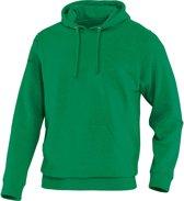 Jako Team Sweater met Kap - Sweaters  - groen - L